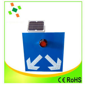 High Brightness Triangle Solar Powered LED Traffic Sign pictures & photos