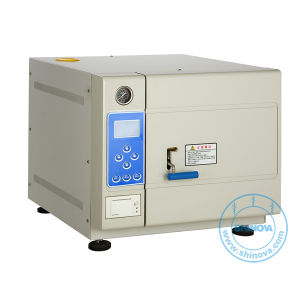 50L Tabletop Pre-Vacuum Sterilizer (PV-TD35/50) pictures & photos