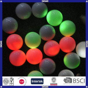 Colorful High Quality Glow in Dark Golf Ball pictures & photos
