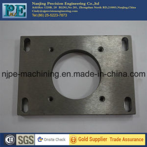 High Quality Custom CNC Machining Stainless Steel Plate pictures & photos