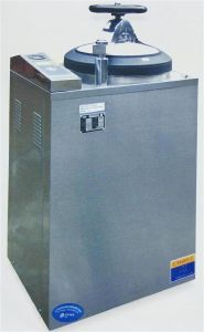 LCD Vertical Vacuum Steam Autoclave Machine