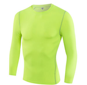 Customize Brand Popular Quick-Dry Breathable Fitness Wear for Men pictures & photos