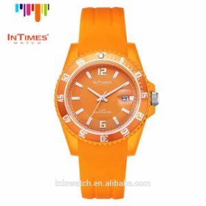 Intimes It-066 Wrist Watch Women Japan Quartz Watch Silicon Watch Band