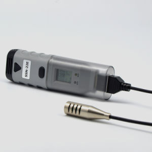 Temperature Humidity Data Logger Recorder with Probe for Warehouse Ssn-22e pictures & photos