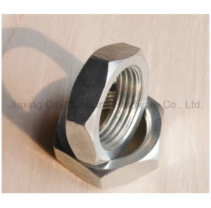 "Hex Thin Nuts (5/8""-3"" Stainless Steel BS916) pictures & photos"