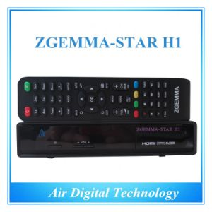Zgemma-Star H1 Linux Combo DVB-C Satellite Receiver pictures & photos