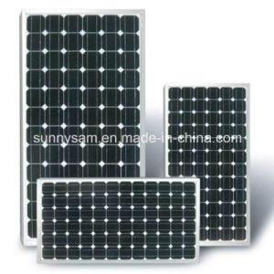 10W to 280W Mono-Crystalline Silicon Solar Panel pictures & photos
