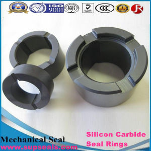 Silicon Carbide Blank Sealing Rings Silicon Carbide Ssic Rbsic Ring pictures & photos
