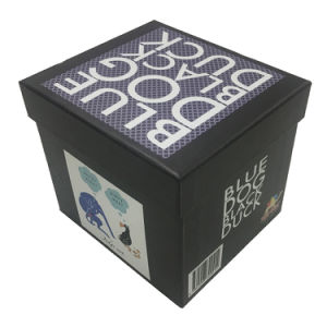 High End Cosmetic Paper Box Gift Box Packaging Boxes with Tray pictures & photos