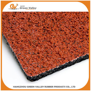 Blue EPDM Granules Rubber Chips for Basketball Sport Surface pictures & photos