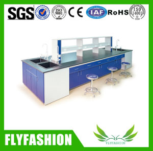 Lab Equipment Laboratory Furniture Durable Chemistry Laboratory Table (LT-03) pictures & photos