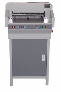 Professional Manufacturer Digital Control Paper Cutter pictures & photos