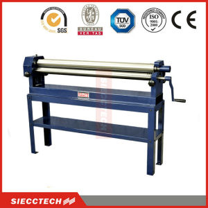 Siecc Mini Manual Slip Roll Machine (Mini Hand roller W01) pictures & photos