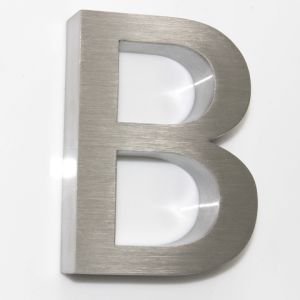 3D Stainless Steel Letter Vintage Metal Sign Letters pictures & photos
