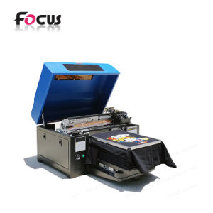 Factory Price Digital Direct to Garment Printer Jeans Printing Machine pictures & photos