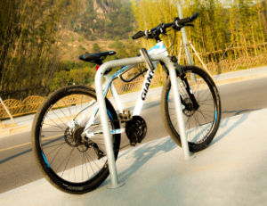 Hoop Standing Bike Rack with Better Anti-Corrosion pictures & photos