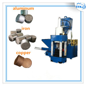 Hydraulic Scrap Aluminum Briquetting Machine (Factory price) pictures & photos