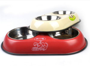 Stainless Steel Dog Feeder Pet Bowl pictures & photos