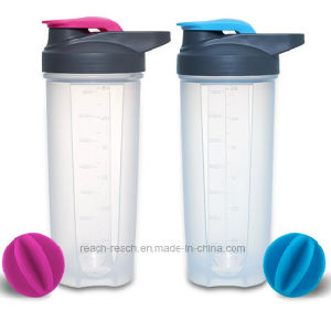 700ml Protein Plastic Shaker Bottle (R-S083) pictures & photos