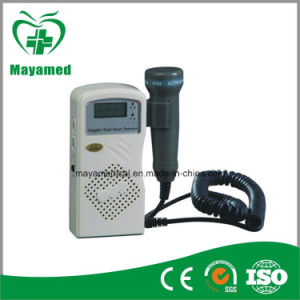 My-C021 LCD Display Fetal Heartbeat Detector for Sale pictures & photos