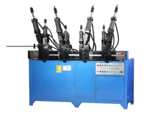 High Efficiency Hydraulic Automatical Wire Bending Machine pictures & photos