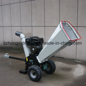 13HP Wood Chipper, Mobile Wood Chipper, Honda Engine Wood Chipper pictures & photos