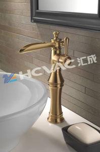 Bathroom Faucets/Taps/Shower Head/Brassware PVD Titanium Coating Equipment pictures & photos