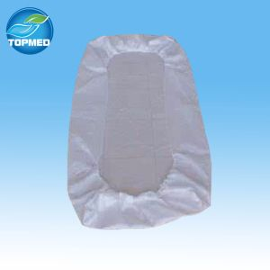 Disposable Nonwoven Bed Sheet Bed Cover for Beauty pictures & photos