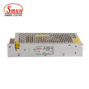 S-180-12 180W 12VDC 15A Output Switching Power Supply for Motor pictures & photos