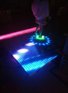 High Pixel Sensitive Interactive Stage Light Super Slim LED Dance Floor pictures & photos