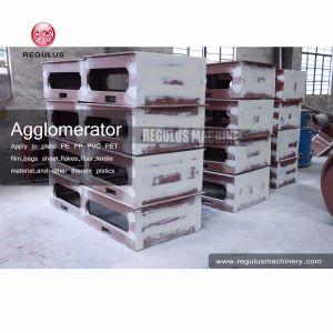 PP PE Agglomerating Machine/Plastic Pet Agglomerator pictures & photos