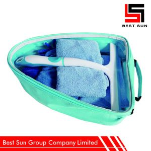 Car Cleaner Microfiber, Cleaning Set with Bag pictures & photos