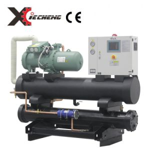 High Performance Industrial Cooling System Water Chiller Screw Chiller pictures & photos