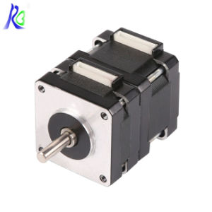 NEMA16 Combined Stepper Motor for Cutting Machine pictures & photos