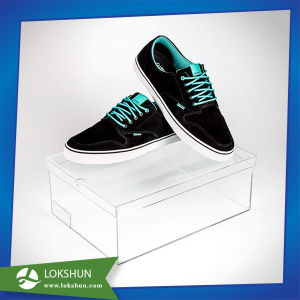 Transparent Acrylic Sneaker Box Suppliers and Manufacturers pictures & photos