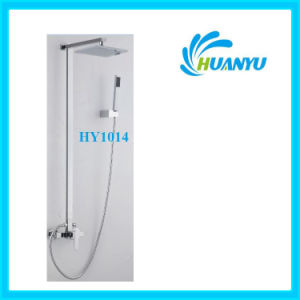 Brass Shower Set (HY1014) pictures & photos