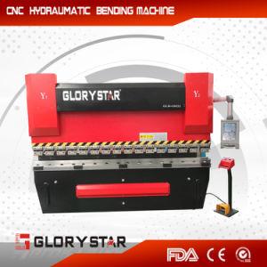 CNC Hydraulic Press Brake Bender Machines pictures & photos