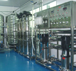 Change New Model RO Water Treat Equipment pictures & photos