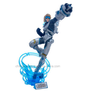 League Legends Ezreal Game Character Action Figure pictures & photos