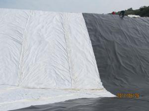 100% PP Polypropylene Non Woven Fabric Geotextiles pictures & photos