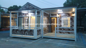 High Quality Convenient Mobile Prefabricated/Prefab Coffee House/Bar pictures & photos