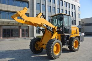China Factory New Design 2.8ton Front End Wheelloader with Ce pictures & photos