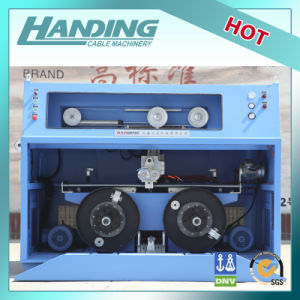Double Bobbin Take-up Machine for Semi-Automatic Change Bobbin pictures & photos