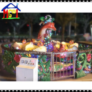 2018 Amusement Park Swing Carousel Rotating Dragon Helicopter pictures & photos