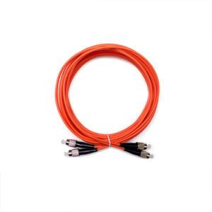 St Om2 Fiber Optic Patch Cord, Optical Fiber Jumper pictures & photos