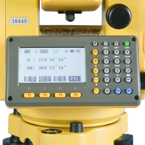 Total Station 500m Reflectorless Total Station (332R5) pictures & photos