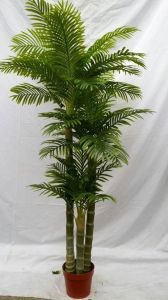 Good Quality Artificial Plants of Small Palm Gu-FF-7tr-S. Palm pictures & photos