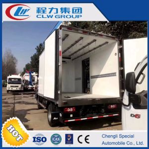 High Quality 4X2 5tons Foton Refrigerator Truck pictures & photos