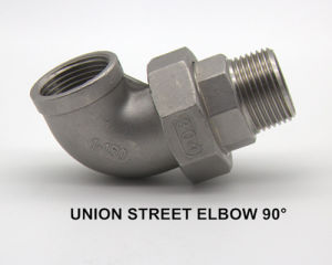 Ss Pipe Fitting Hose Nipple Industrial Equipment pictures & photos