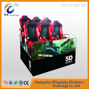 Wangdong Home Cinema Projector 7D Truck Cinema for Sale pictures & photos